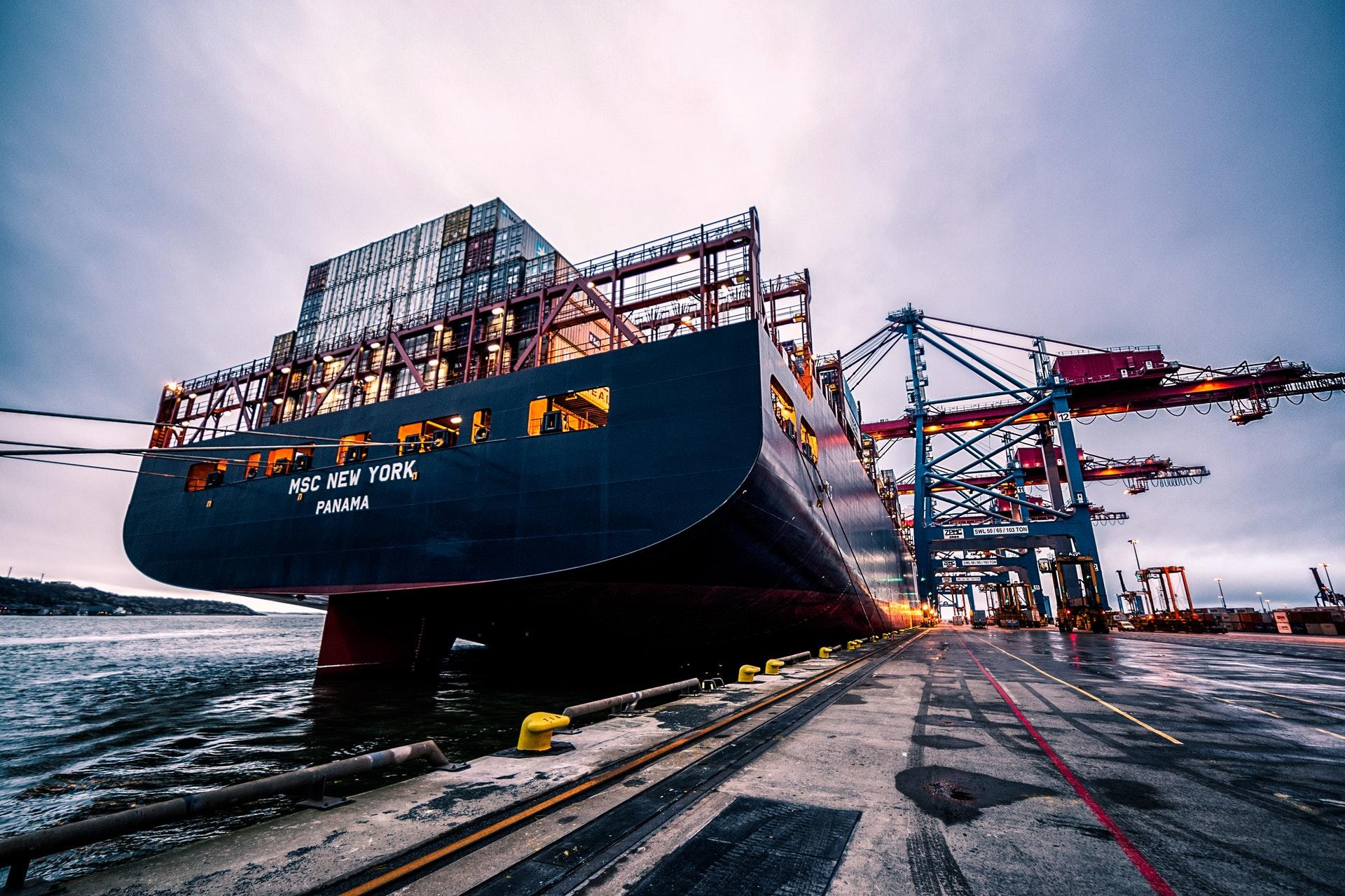 Safe freight slider image